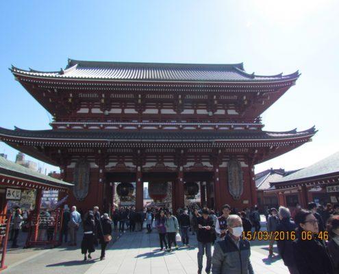 אחד המקדשים המפורסמים