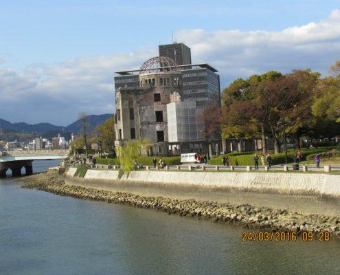 פארק ההנצחה לפצצת האטום בהירושימהIMG_2893