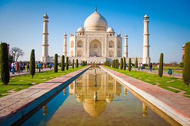 הטאג' מאהל המונומנטלי בטיול המאורגן להודו ונפאל של נוה אקדמיה