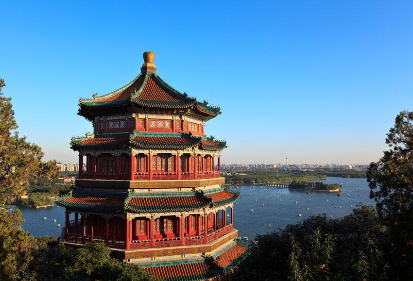 בייג'ינג - ארמון הקיץ