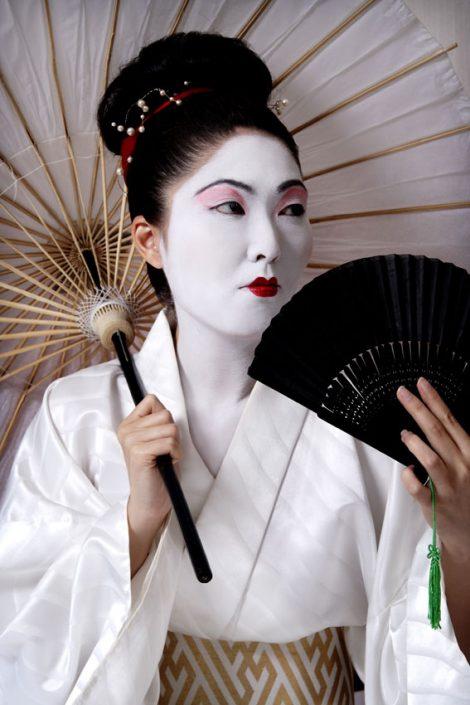 גיישה יפנית