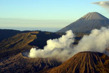 הר הגעש ברומו