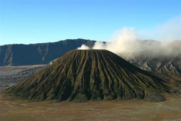 הר הגעש באינדונזיה