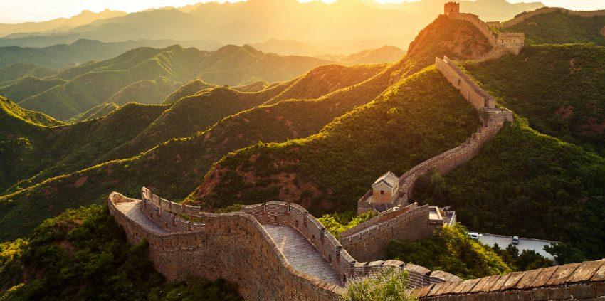 סין - החומה הגדולה