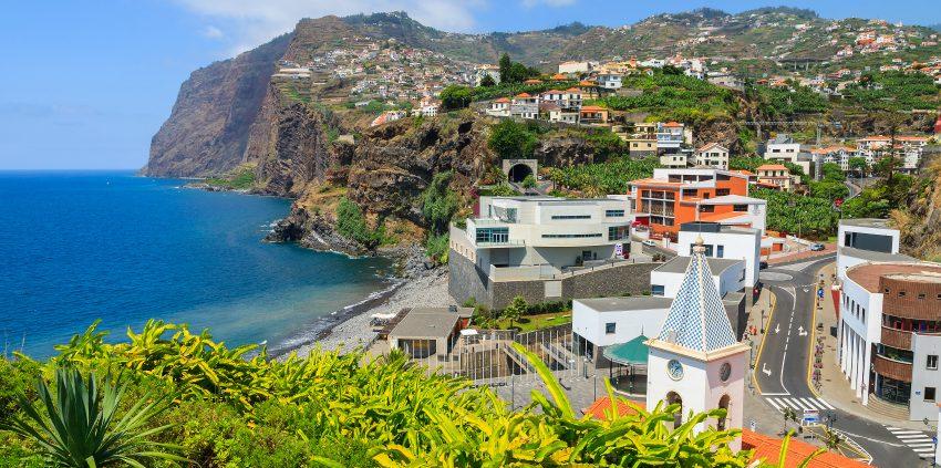 Madeira island Portugal_