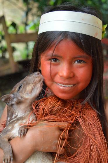 ילידת האמאזונאס