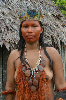 אשה משבטי האמאזונאס