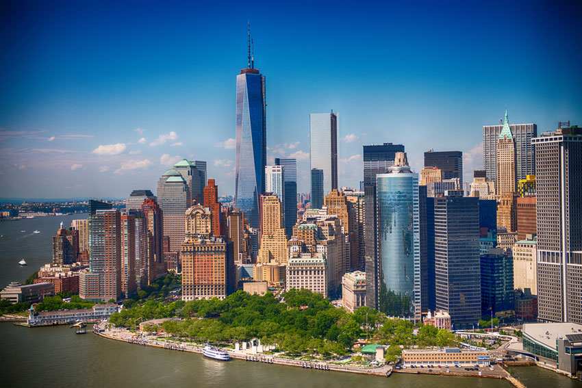 בנייני ניו יורק