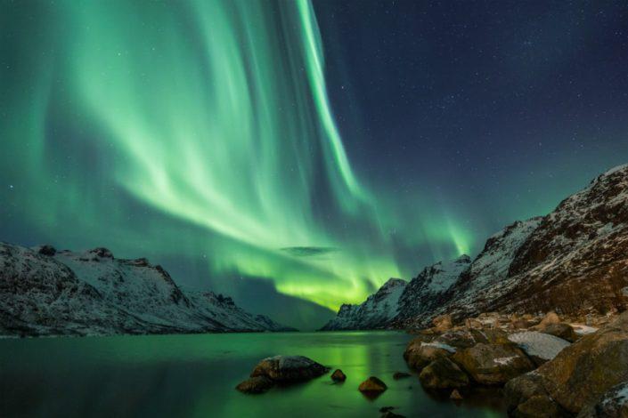 טיול מאורגן ללפלנד: פינלד ושוודיה הארקטיות