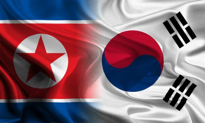 צפון ודרום קוריאה