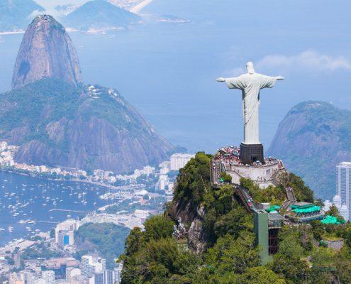 Rio de Janeiro - Corcovado Mountain