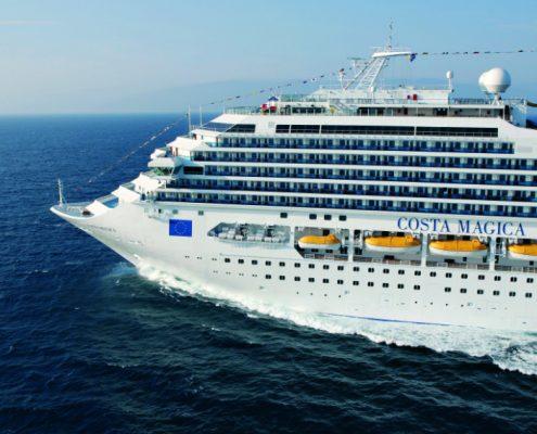 שייט מאורגן עם נוה אקדמיה - ספינת הפאר קוסטה מגיקה 8