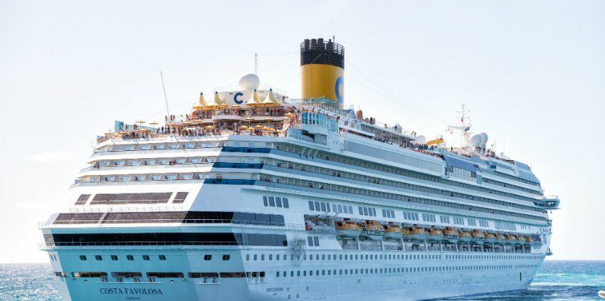 ספינת האהבה - קוסטה פאבלוסה