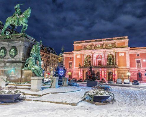 שטוקהולם - שבדיה - נוה אקדמיה