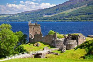 אגם לוך נס - סקוטלנד