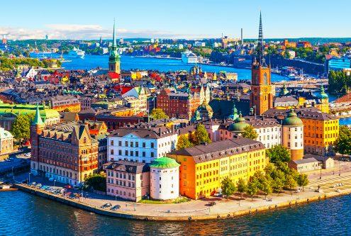 שטוקהולם - שבדיה