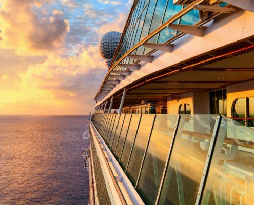 קרוז בספינת הפאר - האיים הבריטיים