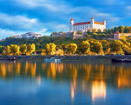 Bratislava historical