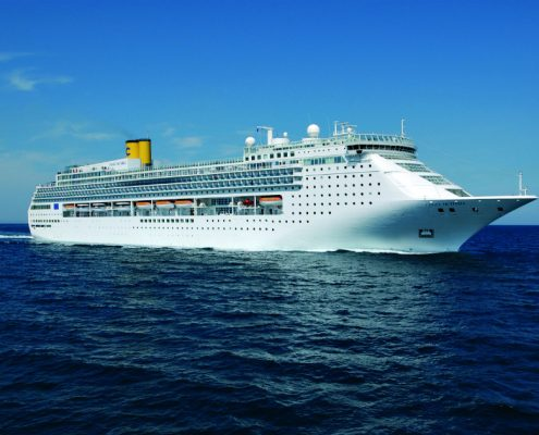 הספינה קוסטה ויקטוריה