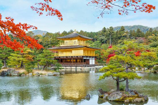 היכל הזהב - יפן