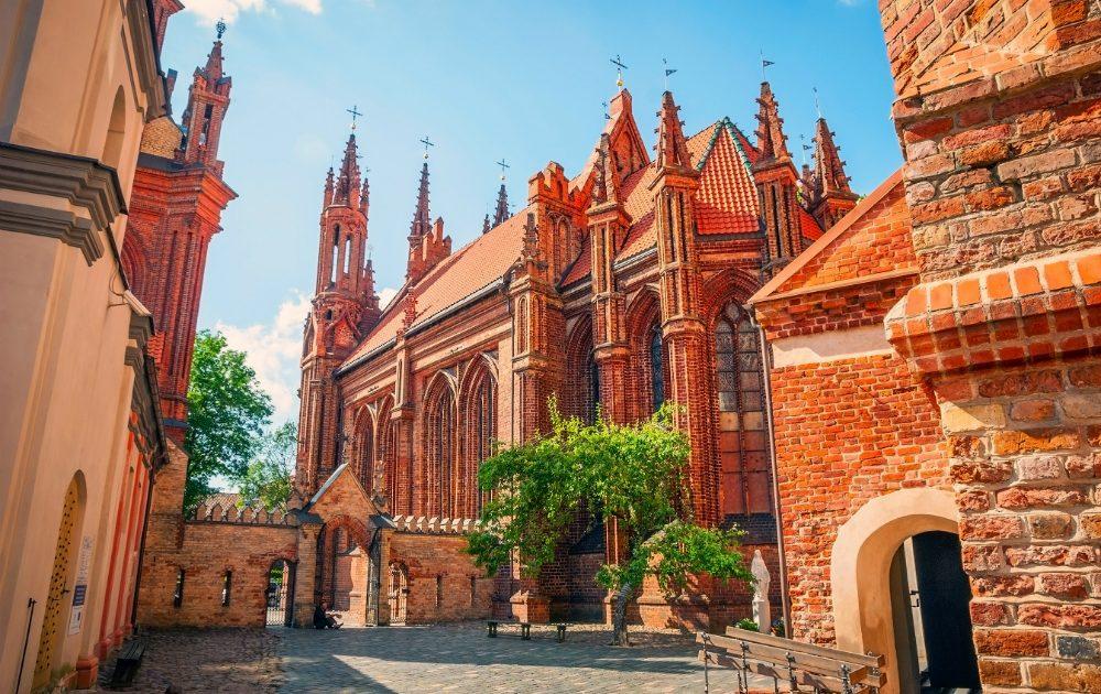 וילנה - אחת הערים היותר חשובות בהיסטוריה היהודית באירופה. רק עם נוה אקדמיה