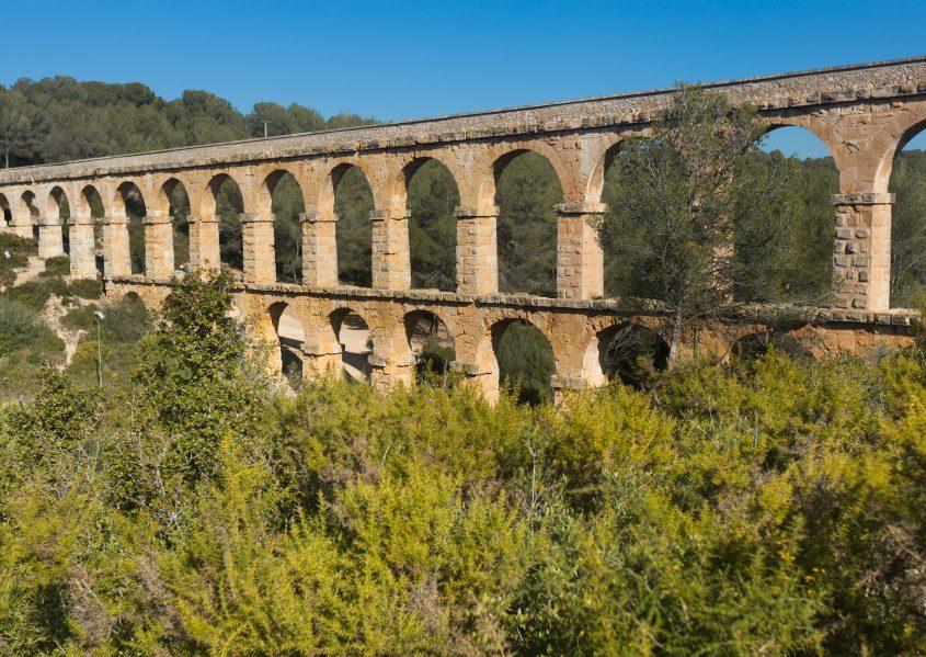 טרגונה - בעיר מספר גדול של אתרים מהתקופה הרומית - נוה אקדמיה